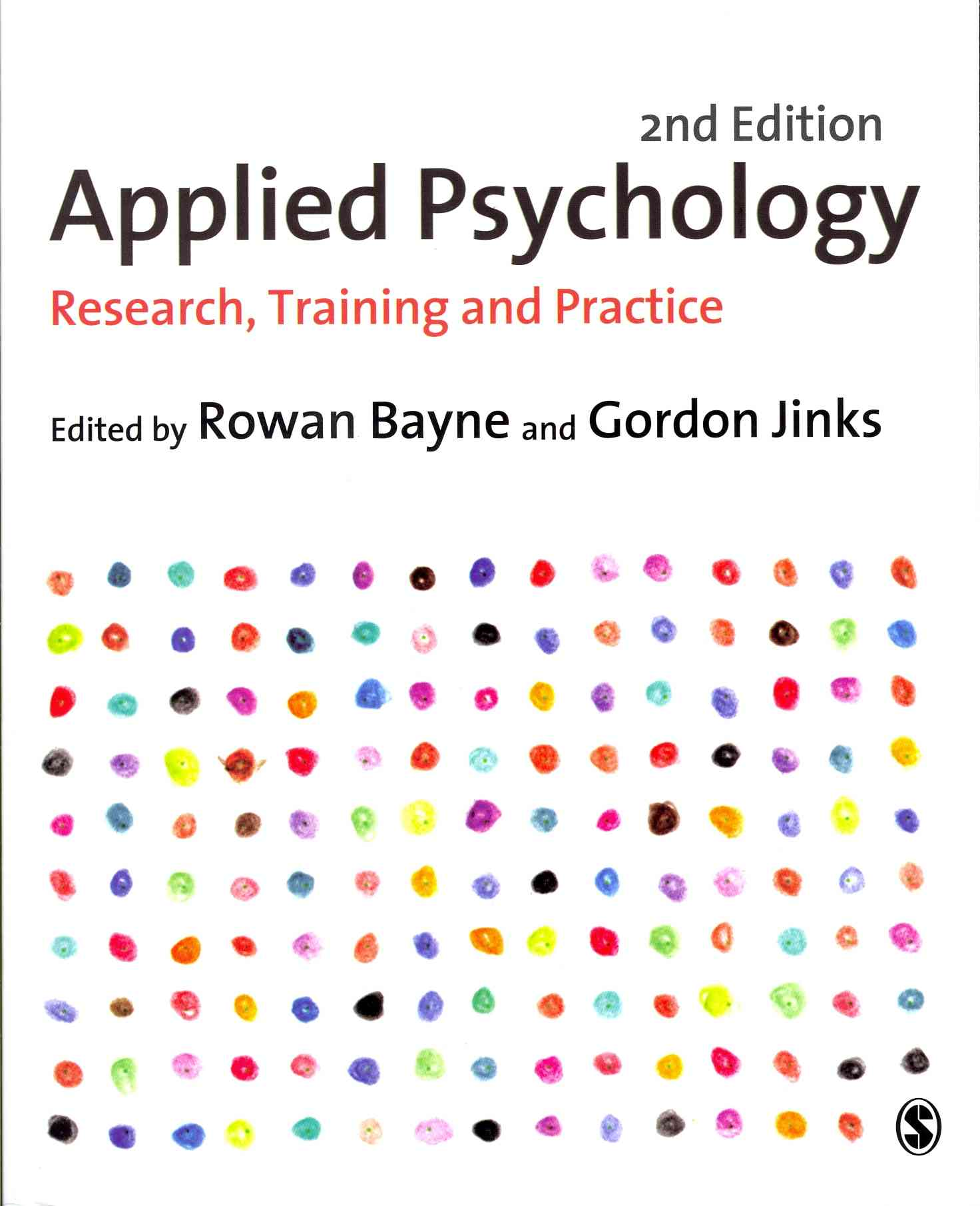 Applied Psychology By Bayne, Rowan/ Jinks, Gordon